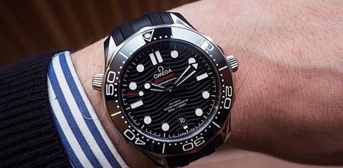 Manos a la obra Replicas Omega Seamaster Professional Diver 300M Co-Axial  Master Chronometer b1b1a5a0fc5a